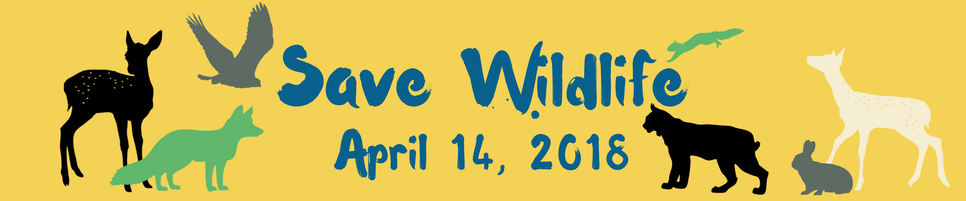 Join Wildwoods April 14, 2018 at the Great Lakes Aquarium in Duluth, MN and help save wildlife